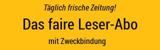 Abo der Friedrichshain-Kreuzberg Zeitung