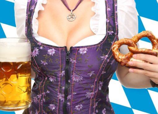 Bavaria, Dirndl, Bier & Brezn