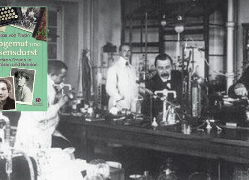 Chemielabor am Kaiser-Wilhelm-Institut für Chemie in Berlin 1913 - Foto: gemeinfrei