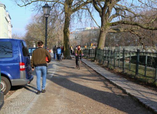 Uferweg am Fraenkelufer