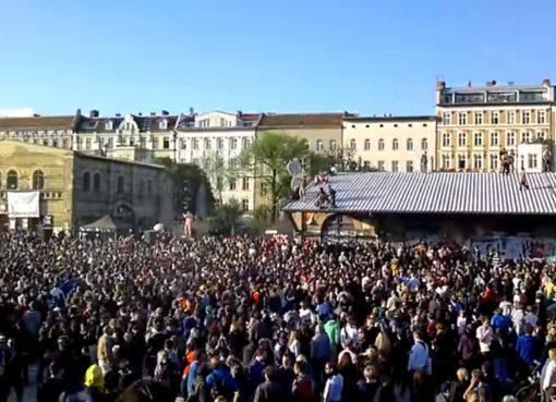 1. Mai Fest im Görlitzer Park