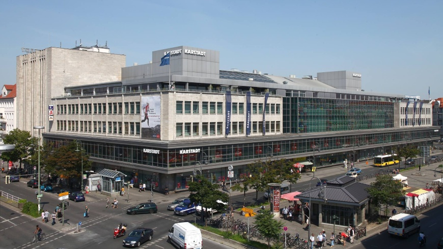 Karstadt am Hermannplatz