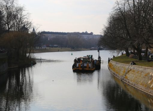 Landwehrkanal am Fraenkelufer