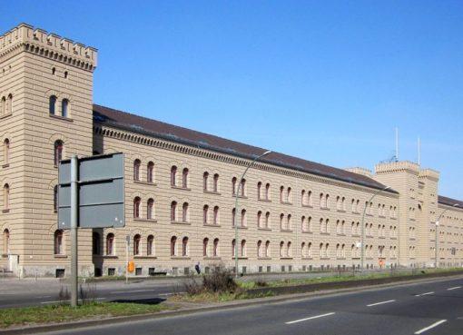 Ehemalige Garde-Dragoner-Kaserne
