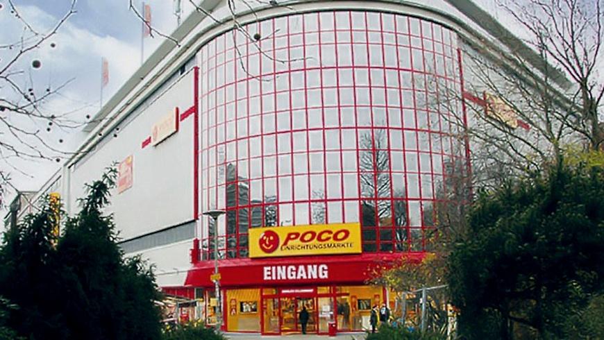 POCO Einrichtungsmarkt Berlin-Kreuzberg