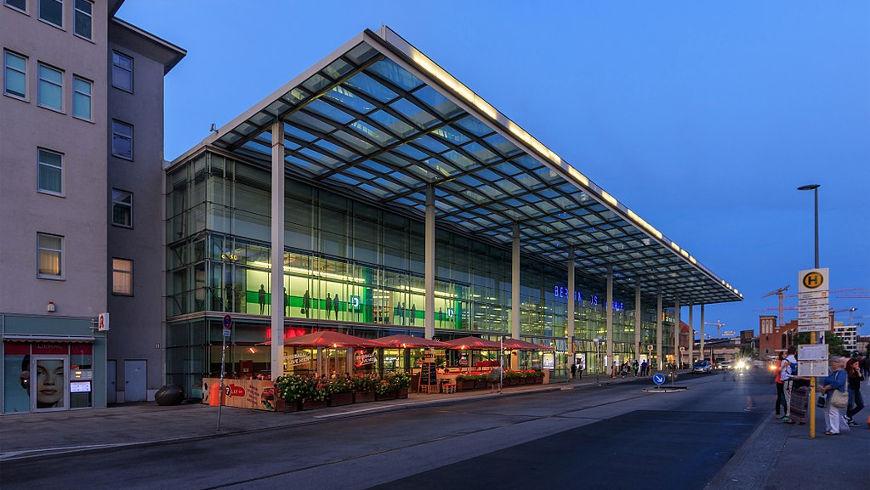 Ostbahnhof in Berlin-Friedrichshain
