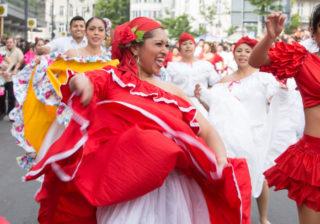 Umzugsgruppe: Grupo Peru (2016)