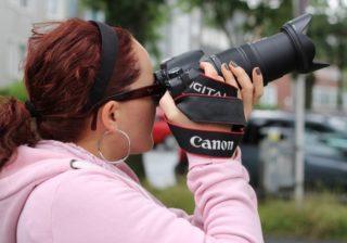 Reporterin werden!