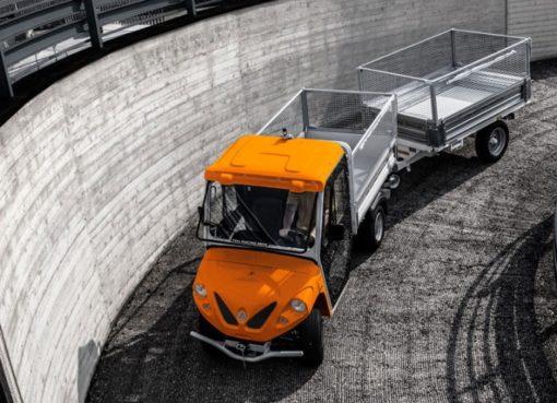 Sperrmüll-Taxi für Berlin