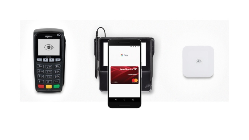 Mobiler Bezahlservice Google Pay