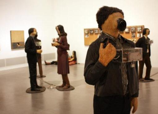 Edward and Nancy Reddin Kienholz: The Art Show - Foto: Caro Wagner, Berlinische Galerie