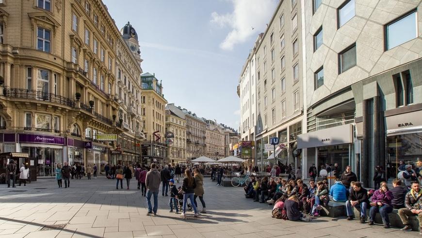 Wien auf Platz 1