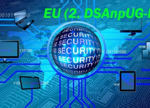 Entwurf des 2. DSAnpUG-EU