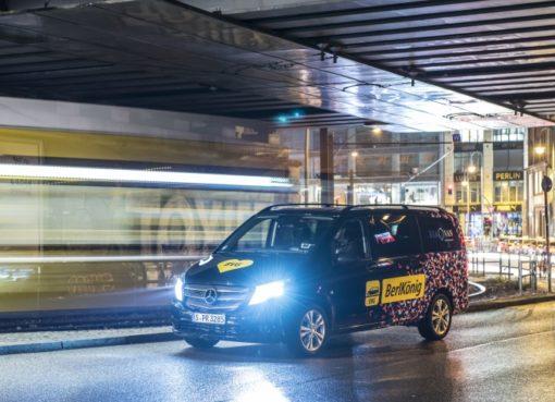 Ridesharing mit BVG und Viavans