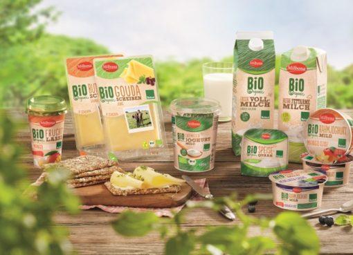 """Molkereiprodukte der Lidl-Eigenmarke """"BioOrganic"""""""