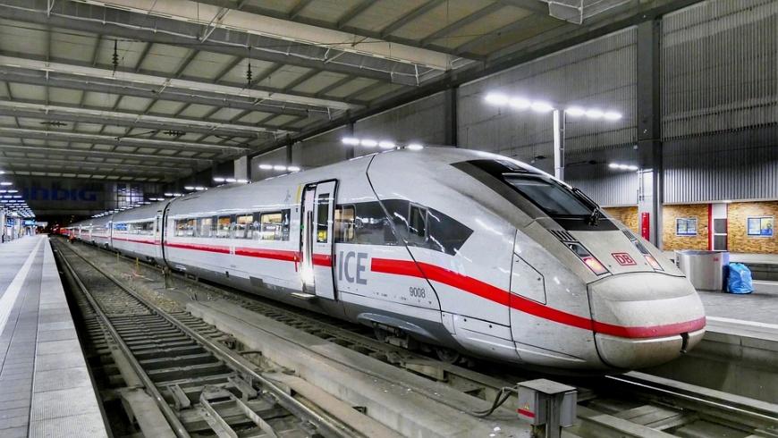 Deutsche Bahn - ICE 4