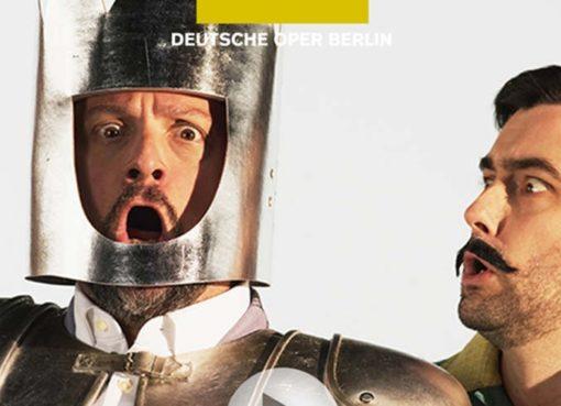 "Jules Massenets ""Don Quichotte"""
