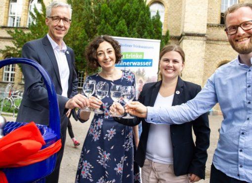 1. Tag des Berliner Trinkwassers am 28.5.2019