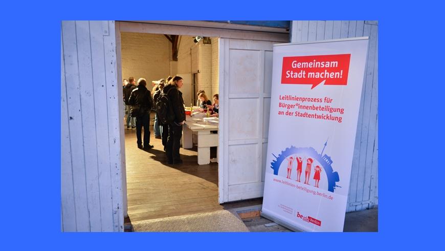 Leitlinien zur Bürgerbeteiligung