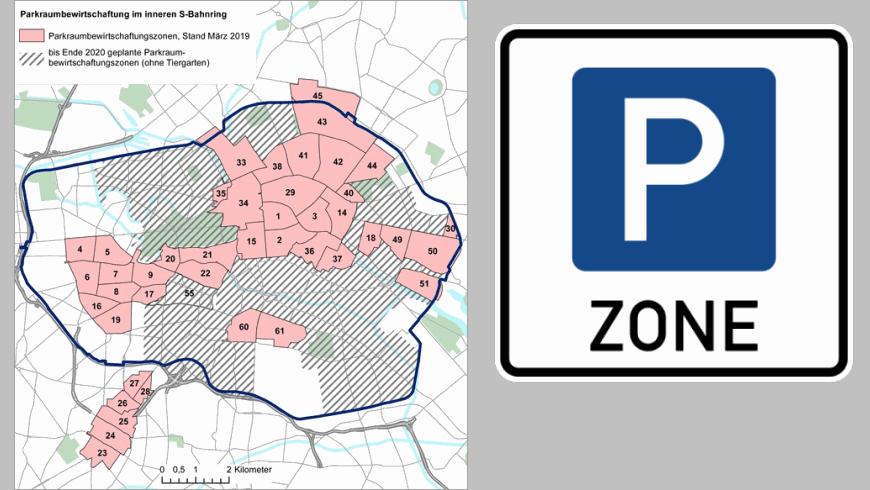 Parkraumbewirtschaftungszone