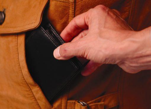 Vorsicht Taschendiebstahl