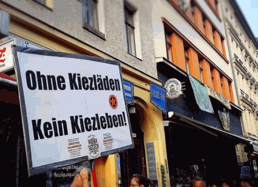 Verdrängung im Kiez: Späti Oranienstraße 35