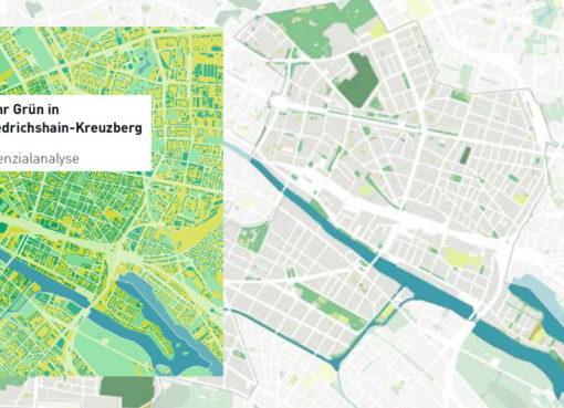 Mehr Grün in Friedrichshain-Kreuzberg