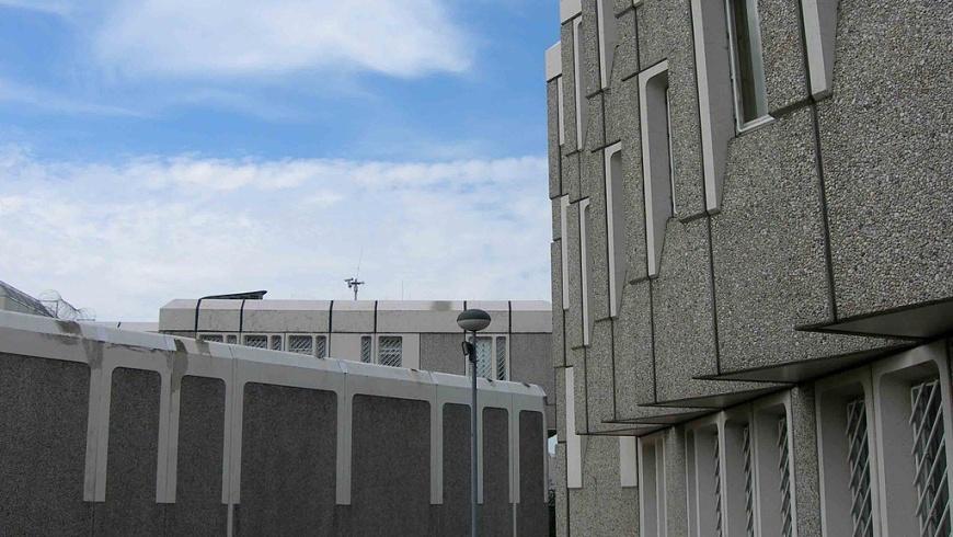 Berliner Justizvollzugsanstalt