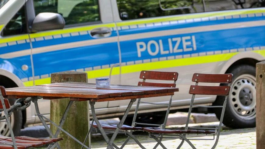 Polizei Berlin im Einsatz