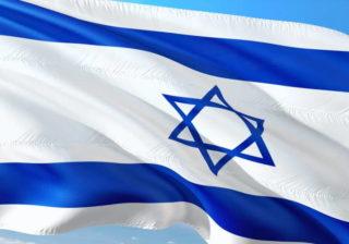 Flagge Israels