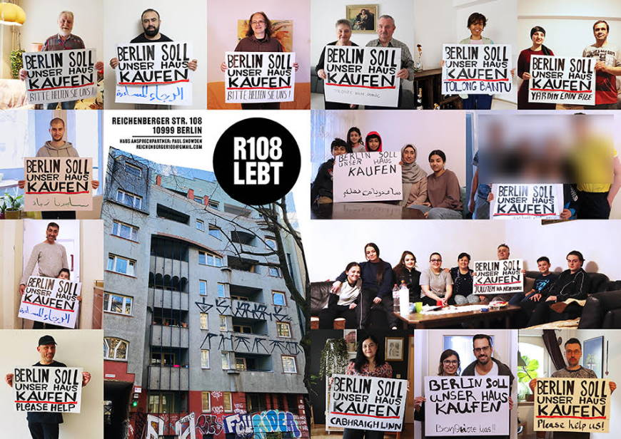 Hausgemeinschaft international: Reichenberger 108 lebt! - Foto: privat