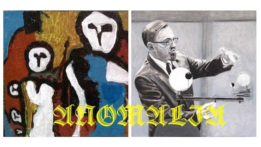 """Ausstellung: """"Anomalia"""" in der Premarts Galerie"""