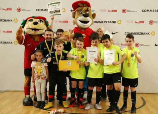 Sieger im Drumbo-Cup 2020
