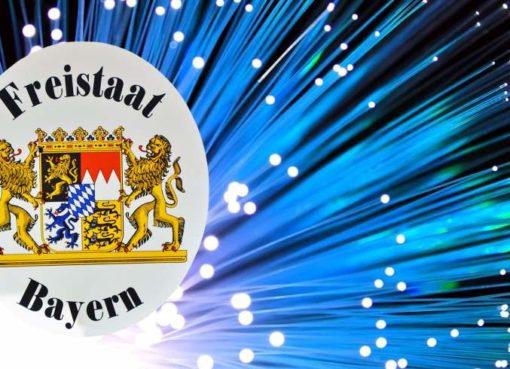 Bayern fördert den Gigabit-Ausbau