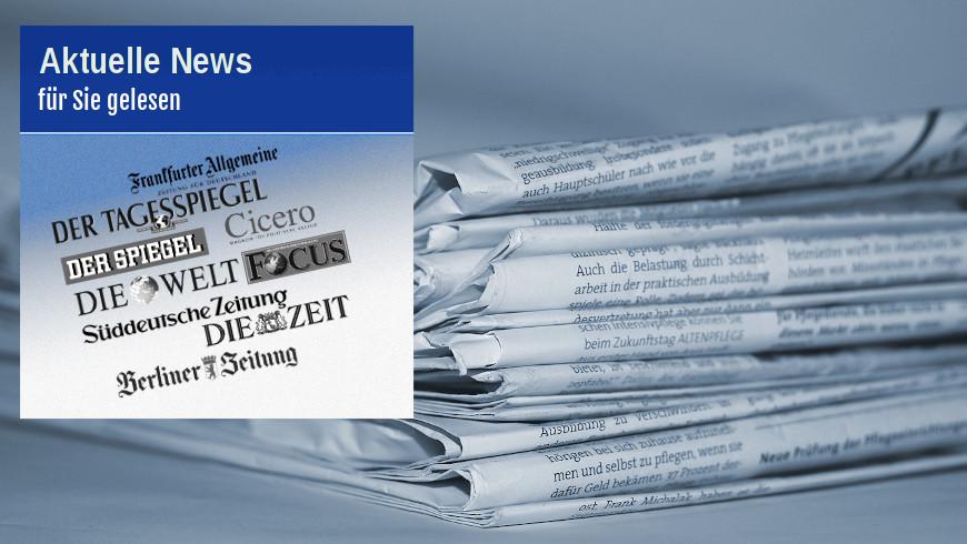 Aktuelle News für Sie gelesen