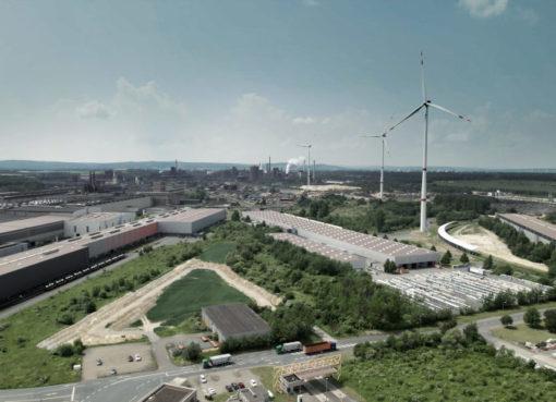 Stahlwerk Salzgitter - bald grüner Wasserstoff für alle Hochöfen?