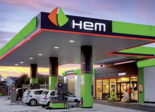 HEM-Tankstelle