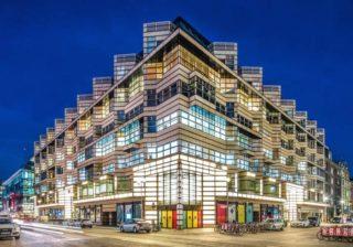 """Friedrichstraße """"Quartier 206"""""""